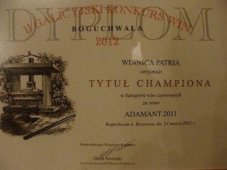 Winnica-Patria_Adamant