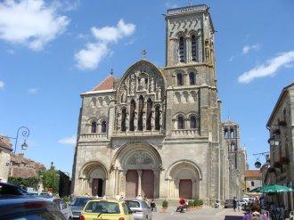 Bazylika w Vézélay