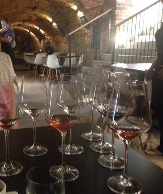 Winiarnia Bachus - degustacja