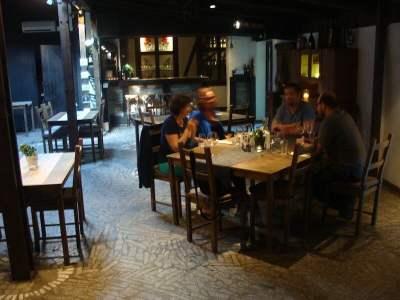 Siedlisko w Gliwicach - w restauracji