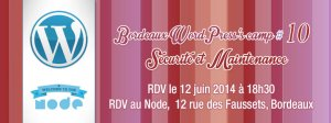 Atelier WordPress Bordeaux