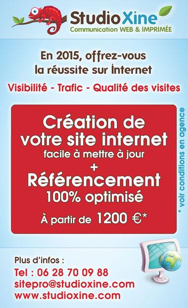 Création de site web et référencement