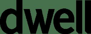 Logo for Dwell magazine