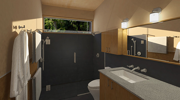 Studio Zerbey Olympic Forest Cabin-9