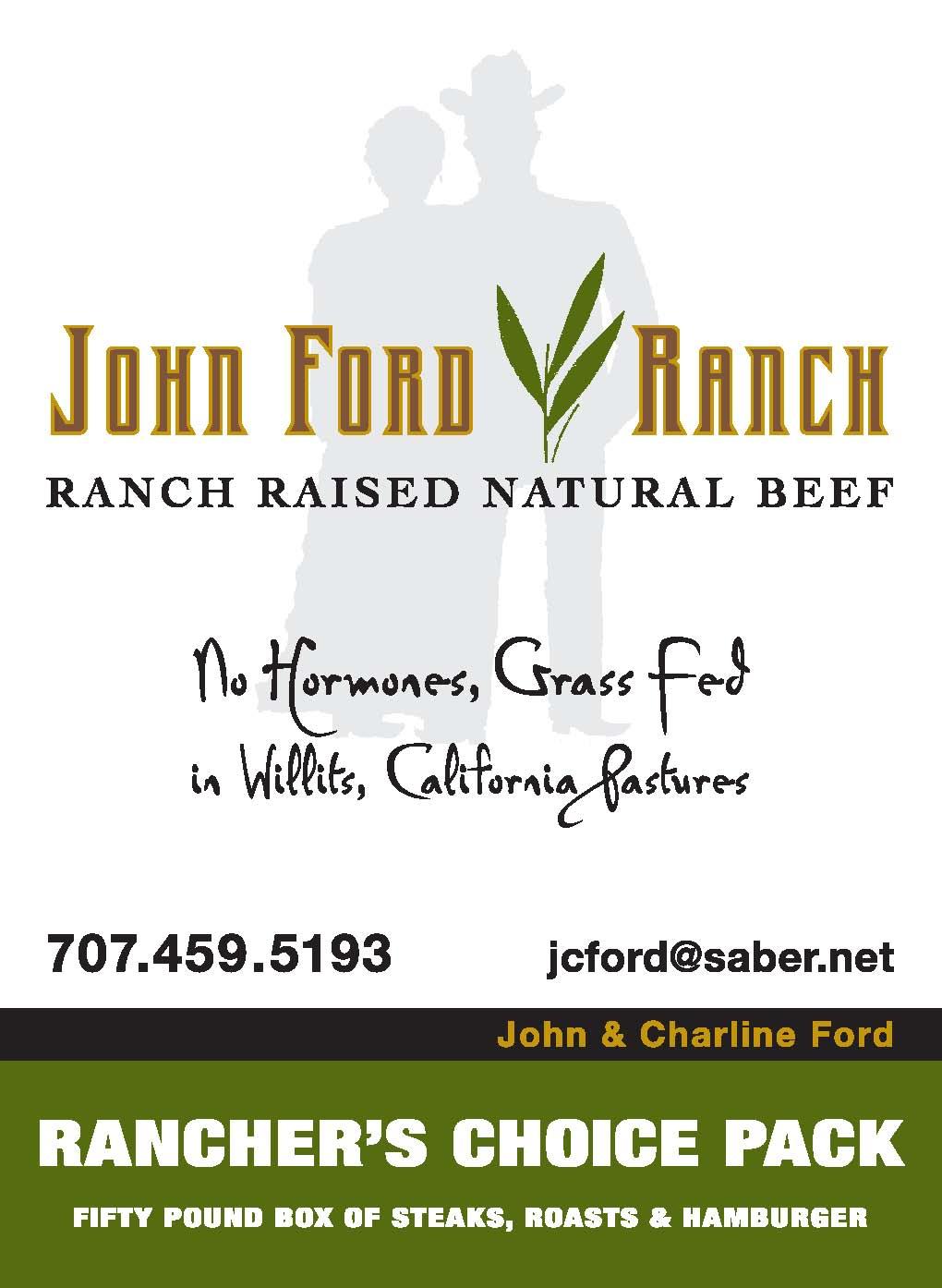 John Ford Poster