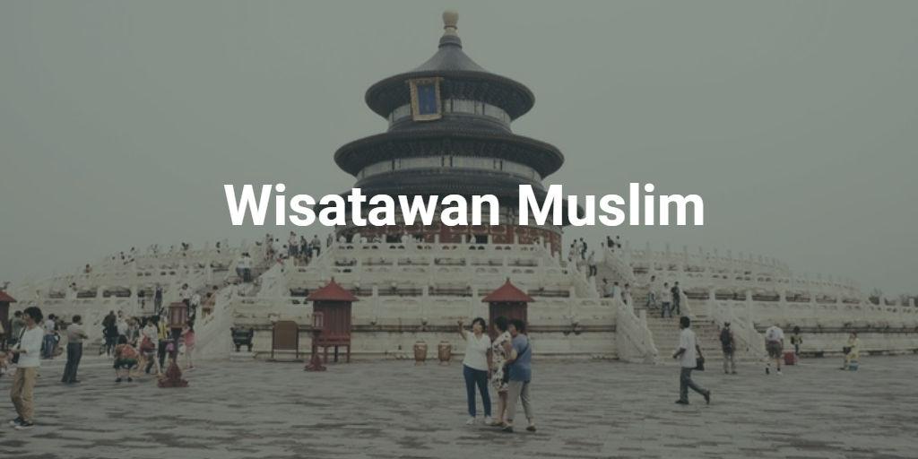wisatawan muslim