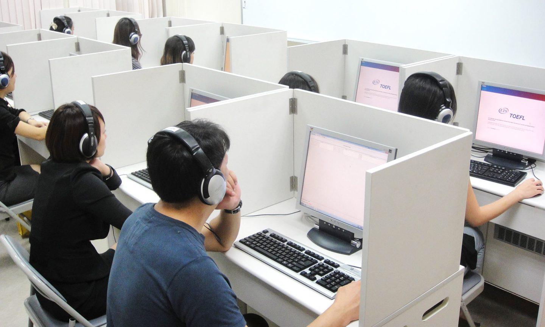 托福補習班 時代國際原場考證