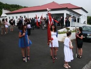 Festas do Espirito Santo - Azores