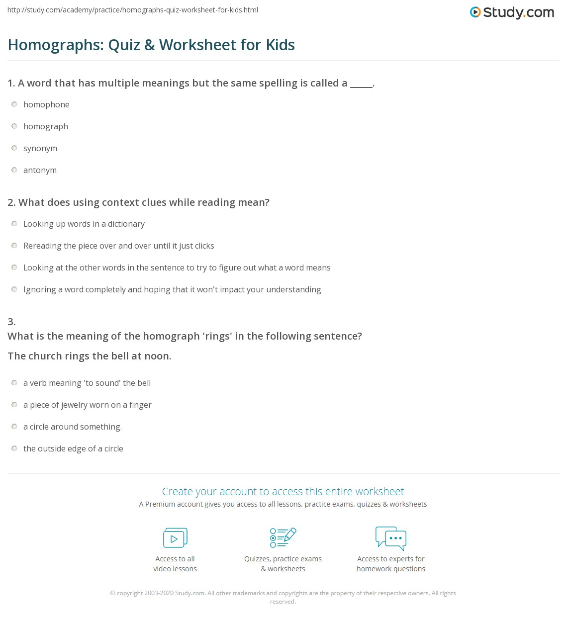 Worksheet Homographs Worksheets Grass Fedjp Worksheet