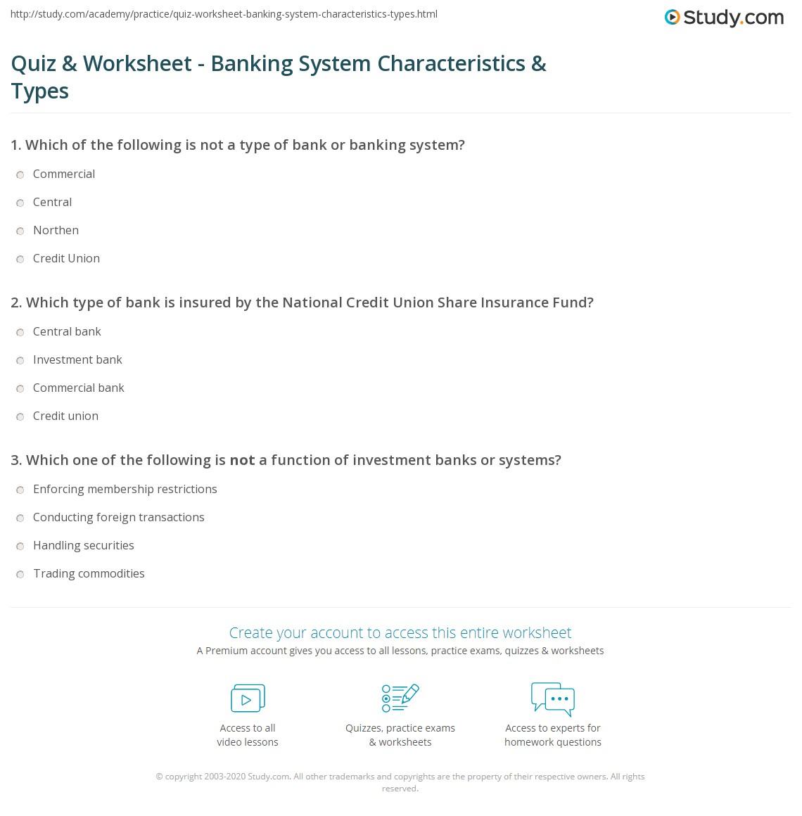 35 Credit Report Scenario Worksheet Answers