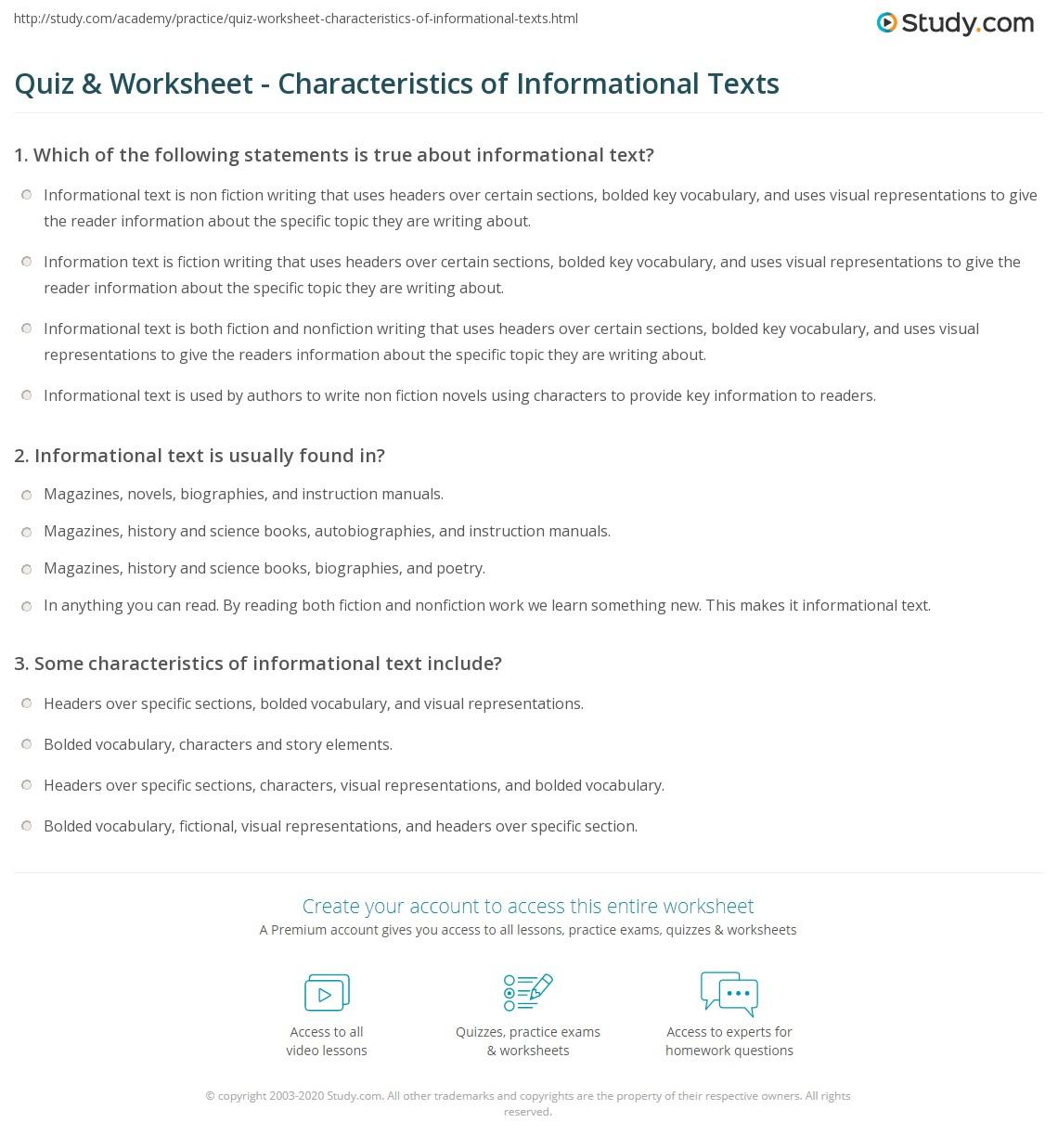 Worksheet In Text Citation Worksheet Grass Fedjp