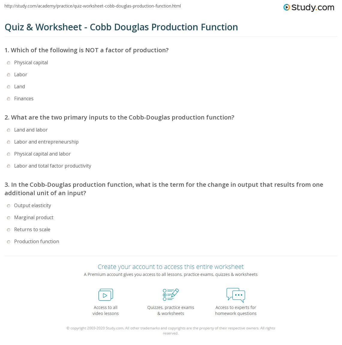 Douglas Factors Worksheet Printable Worksheets And Activities For Teachers Parents Tutors And Homeschool Families