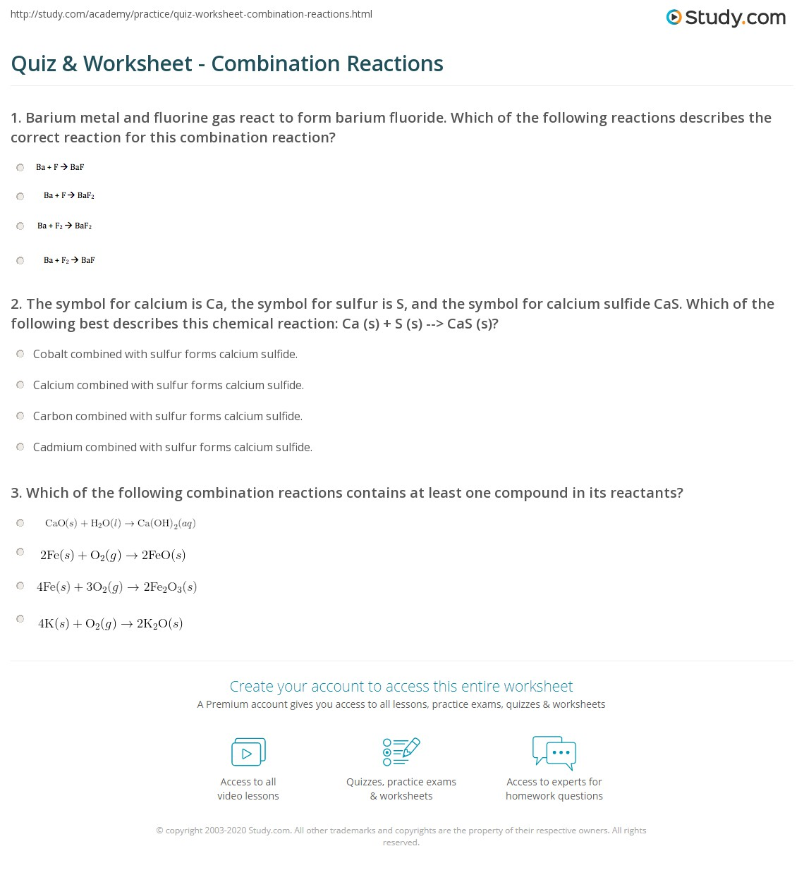 Coin Combinations Worksheet