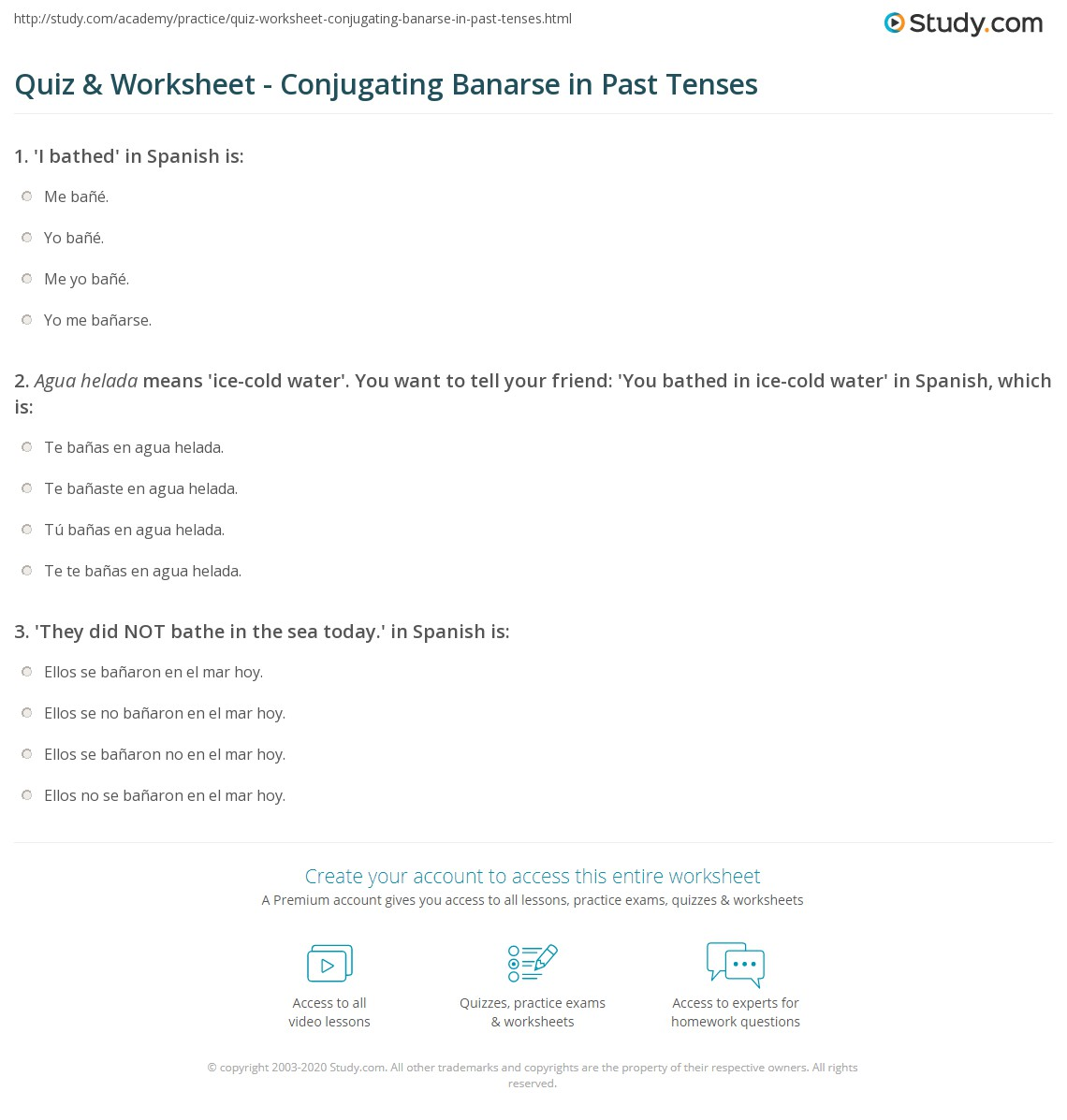 Conjugating Be Worksheet Printable Worksheets And Activities For