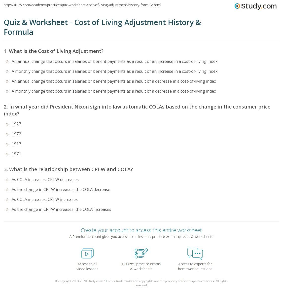 Qualitie In A President Worksheet