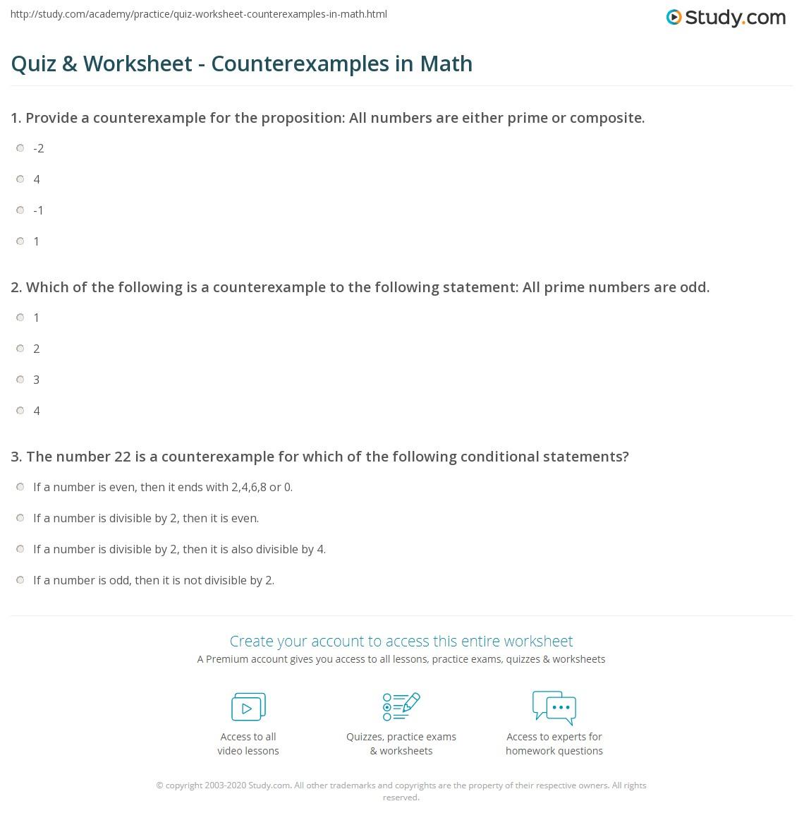 Worksheet Identifying Properties Worksheet Worksheet Fun