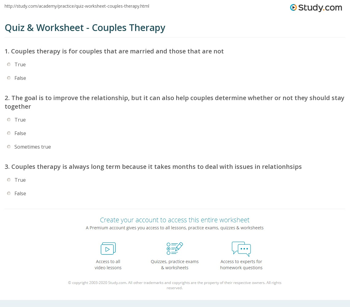 28 Therapy Worksheets For Teens Adults And Couples S