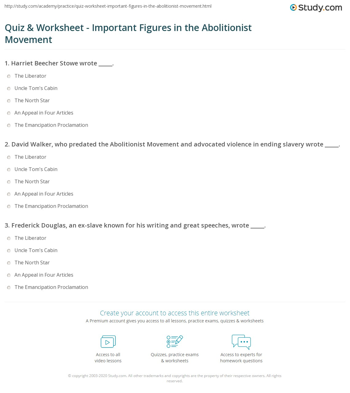 Buy Research Papers Online Cheap Abolition Movement