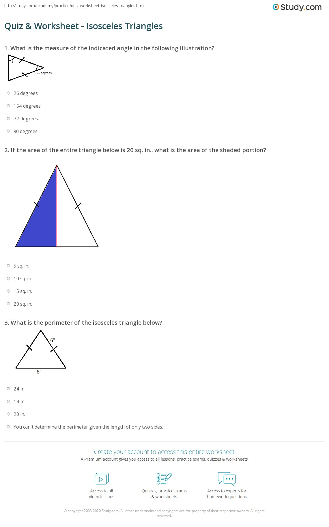 Worksheet Triangle Area Worksheet Grass Fedjp Worksheet