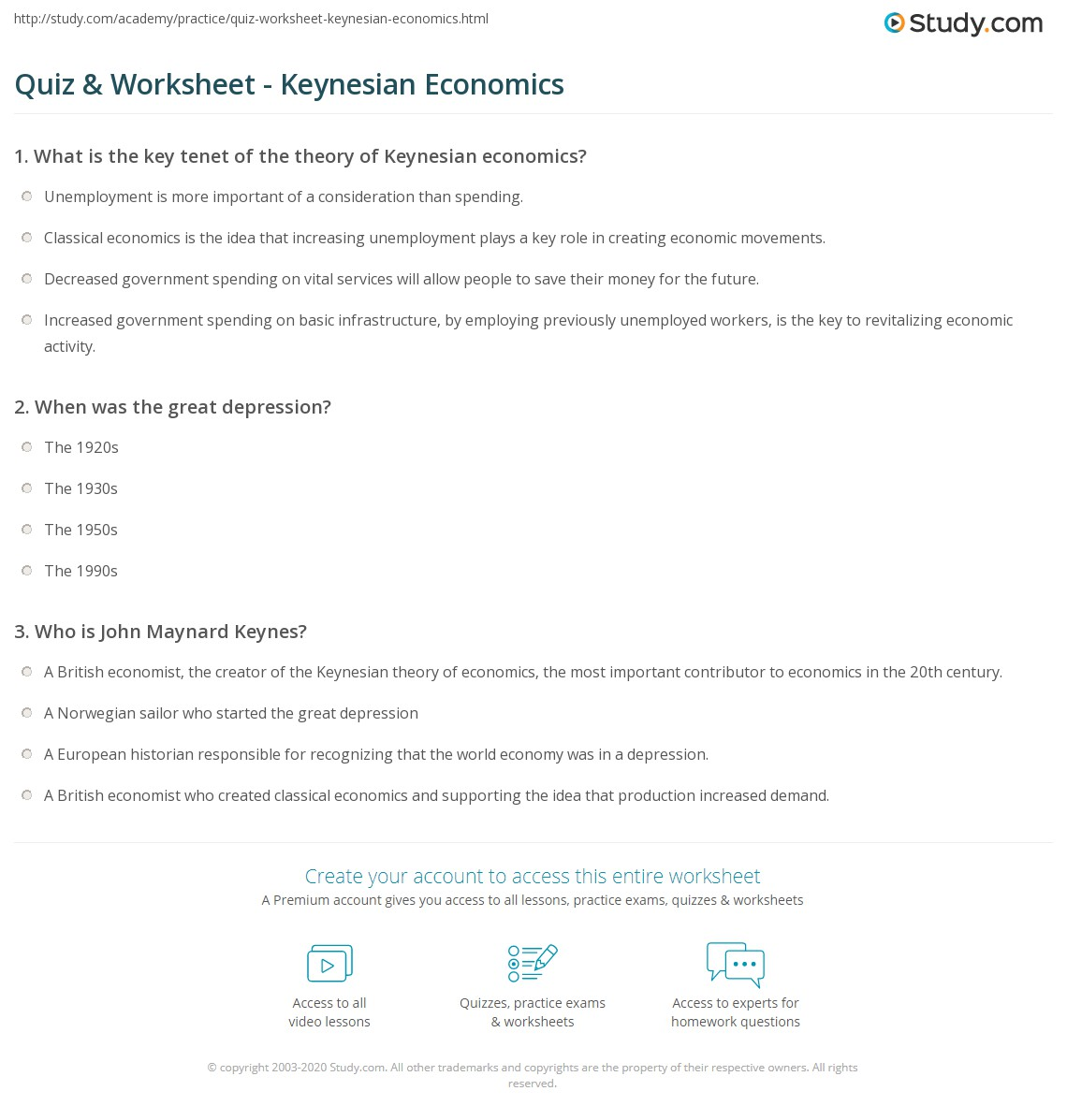 About Recognizing Money Worksheet