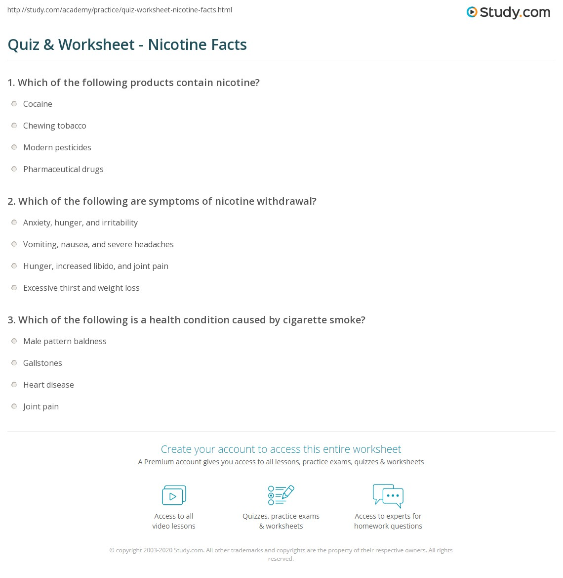 Chapter 7 Joints Worksheet Answers