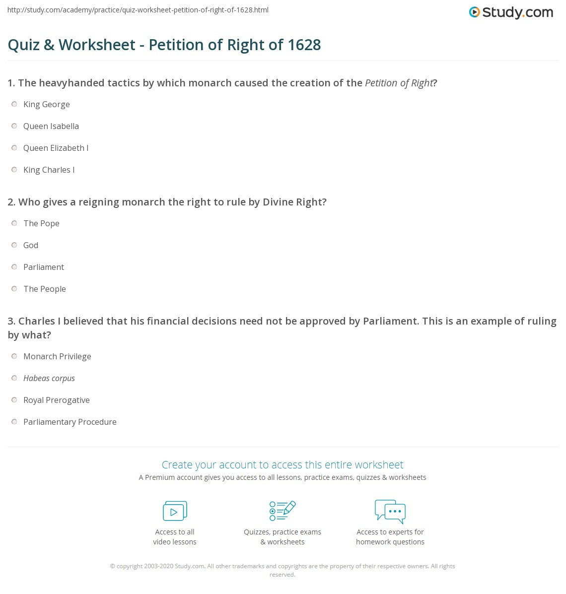Printables Interpreting The Bill Of Rights Worksheet