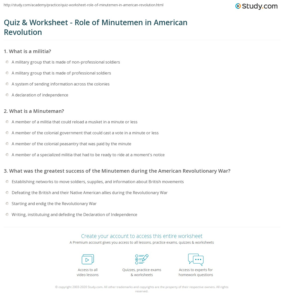 American History Questions For 5th Graders