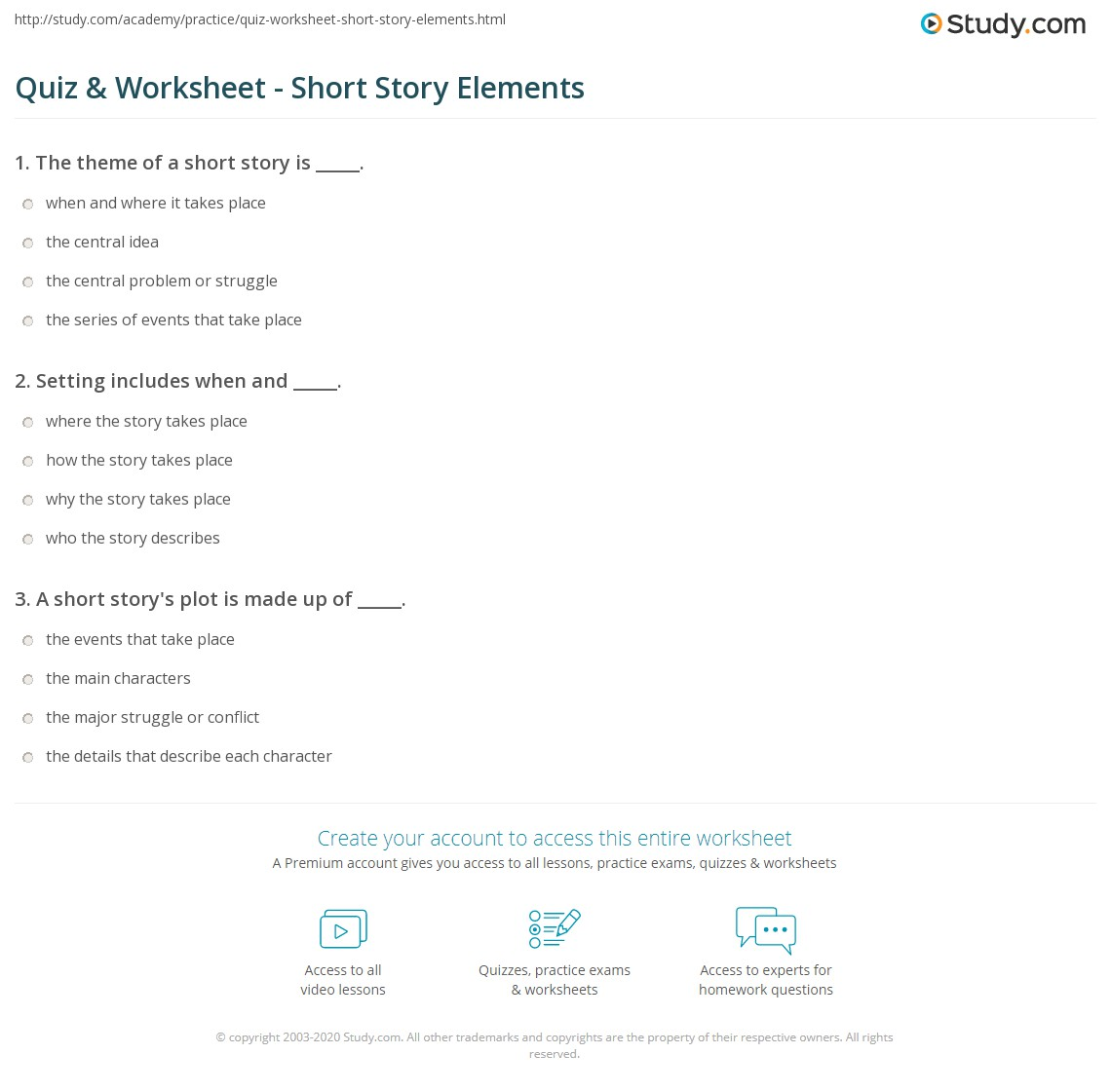 Elements Of A Good Short Story Six Elements Of Great Short Stories 03 02