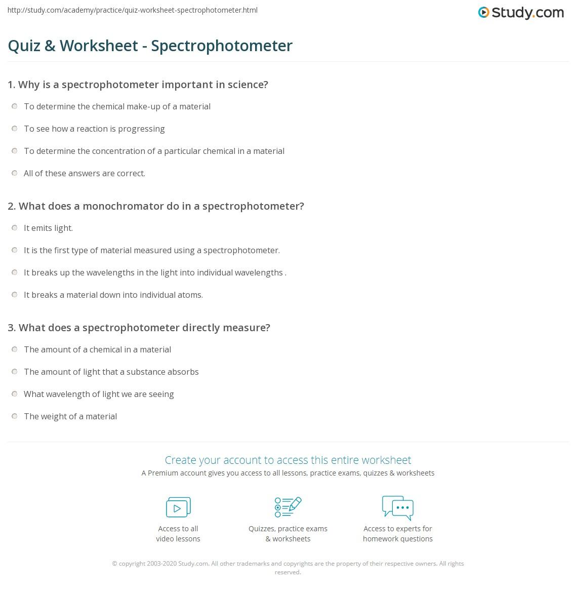 Wavelength Worksheet Printable Worksheets And Activities