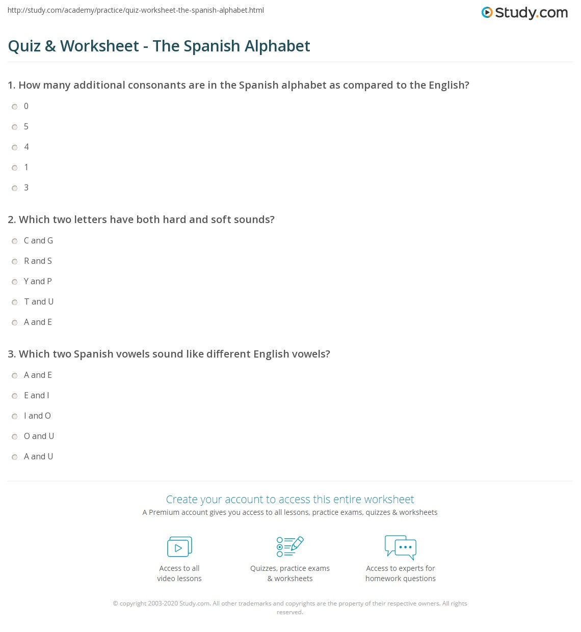 Printables Spanish Alphabet Worksheets Mywcct Thousands