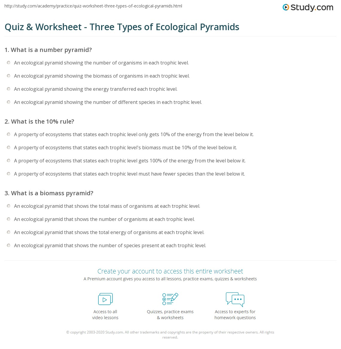 Worksheet Ecological Succession Worksheet Answers