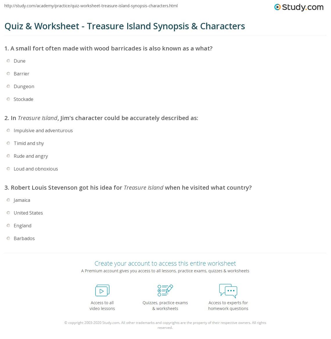 Treasure Question