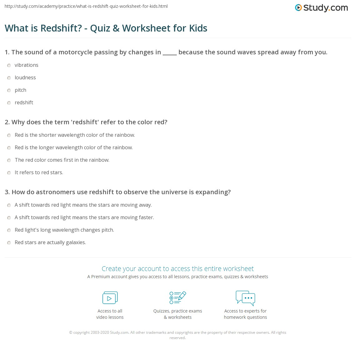 What Is Redshift