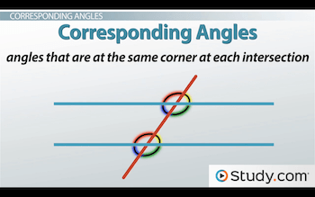 Parallel Lines How To Prove Lines Are Parallel