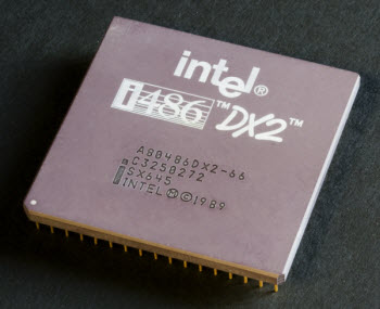 a CPU contains an arithmetic logic unit, a control unit, and a cache
