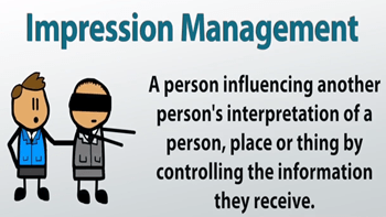 Image result for impression management