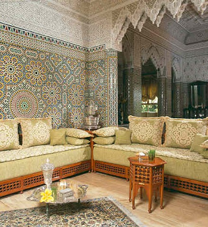 Moroccan Interior Design History Style Elements Study Com