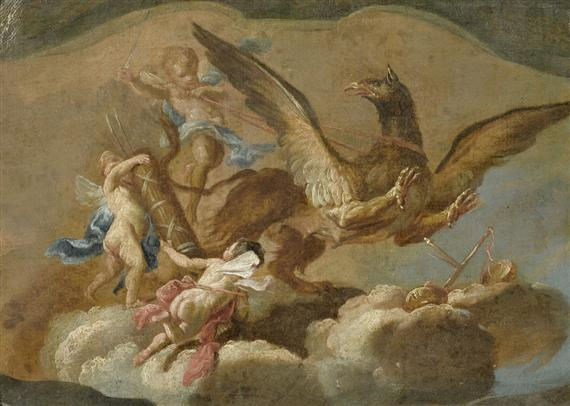 Image result for apollo griffin chariot