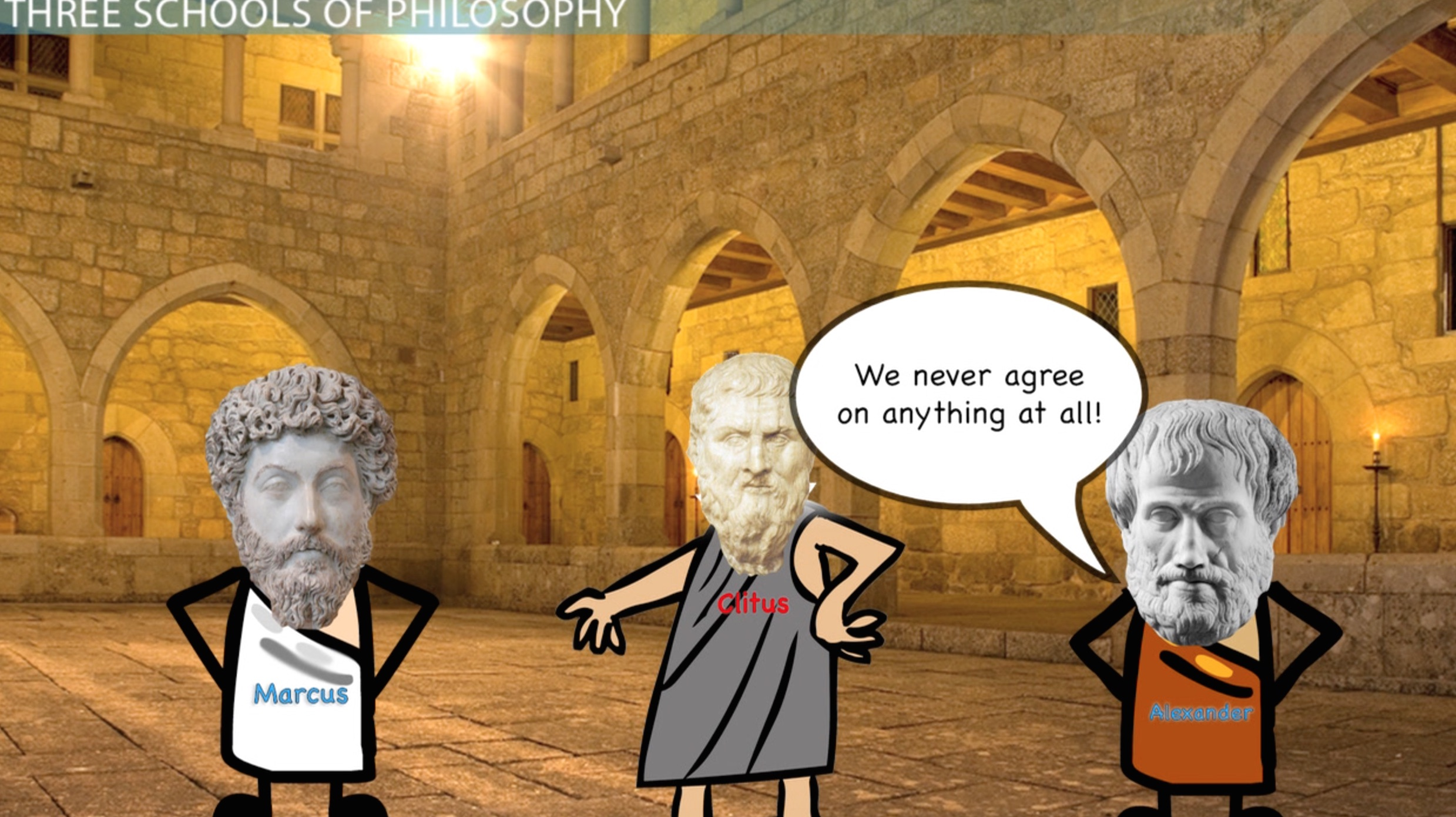 Schools Of Philosophy In Antiquity Cynics Epicureans