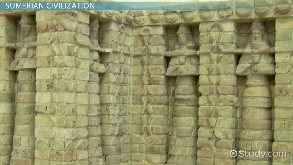 Ancient Sumerians History Civilization Amp Culture