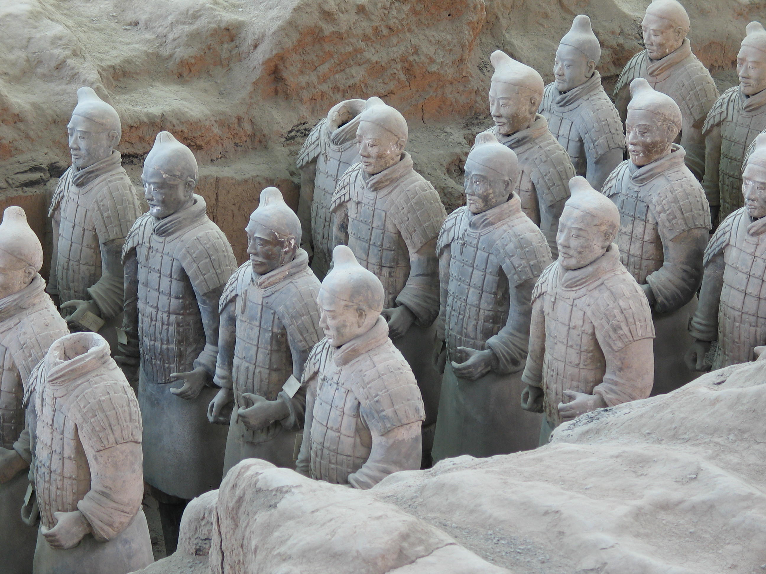 The Qin Dynasty In China The Great Wall Amp Legalism