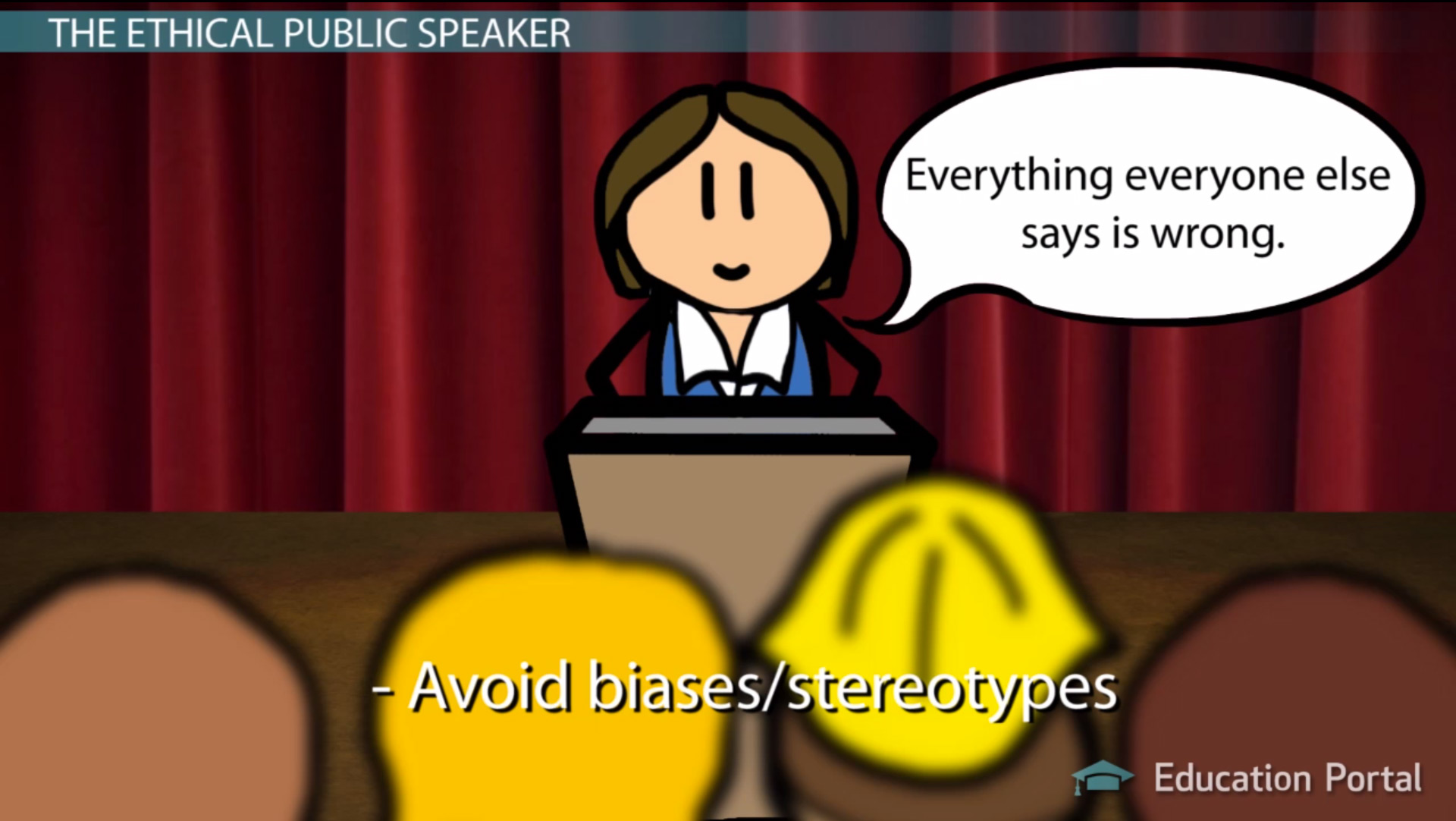 Being An Ethical Speaker Guidelines Amp Issues