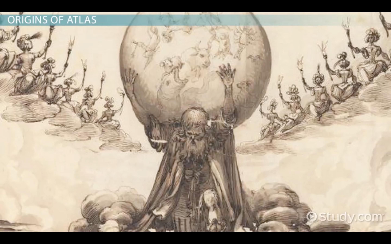 Atlas In Greek Mythology Story Amp Facts
