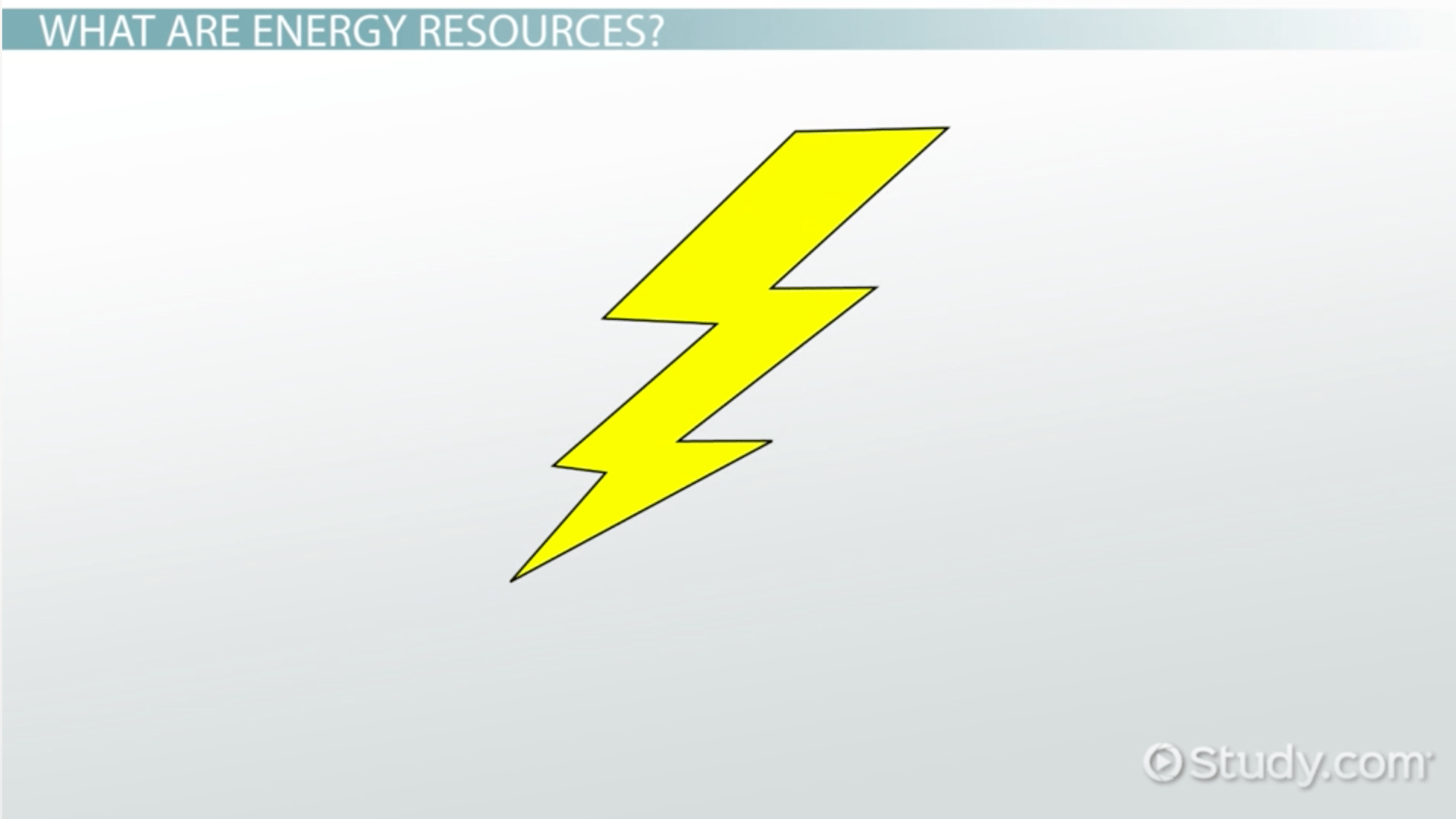 Energy Resources Definition Amp Uses