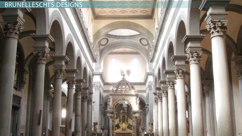 The Basilica Di Santo Spirito Design Amp Layout Video
