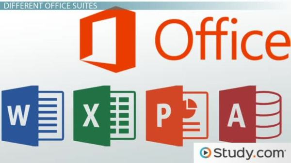 Microsoft Office and Open Office: Office Suite ...
