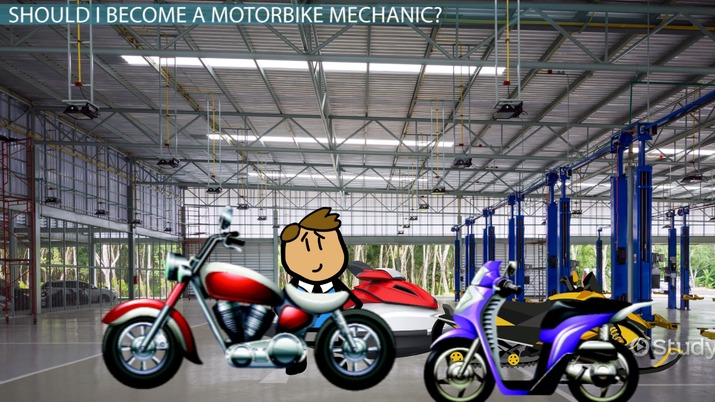 Be A Motorbike Mechanic Education And
