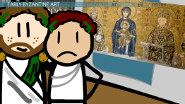 Early Byzantine Art: Techniques, Styles & Culture