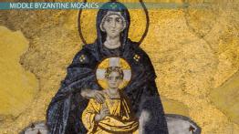 Middle Byzantine Art: Influences, Culture & Techniques