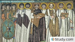 Byzantine Art: Mosaics, History & Characteristics